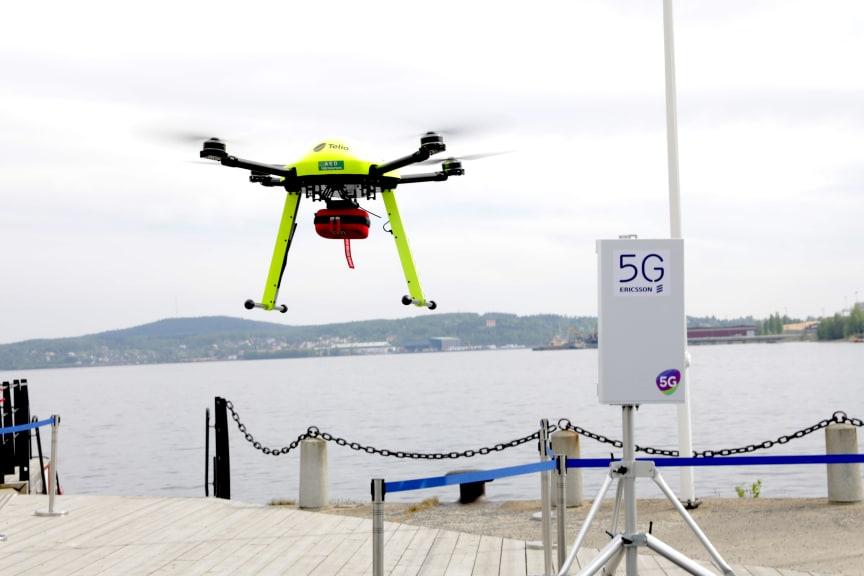 5G og droner_illustrasjonsbilde.jpg