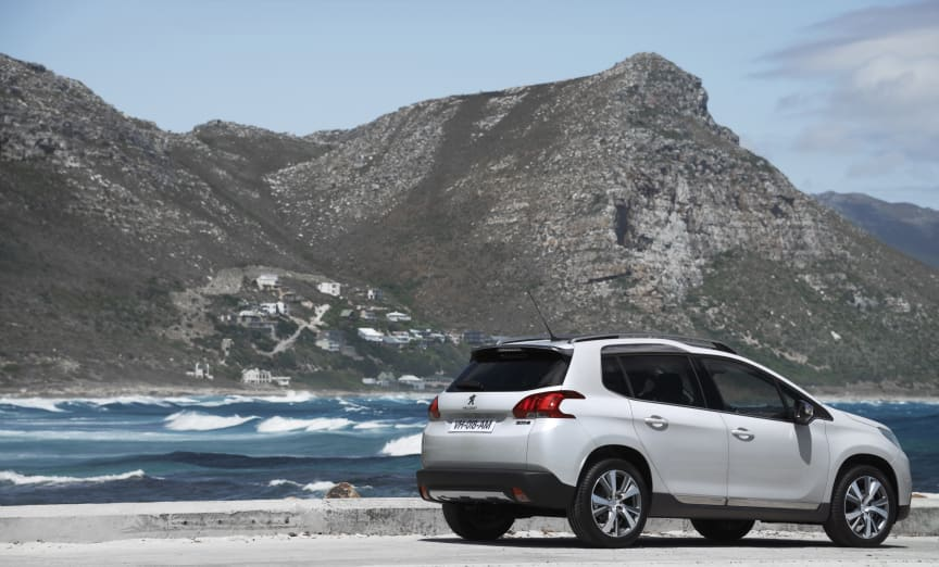 Crossovern Peugeot 2008