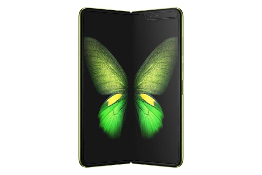 Samsung Galaxy Fold_Martian Green_1