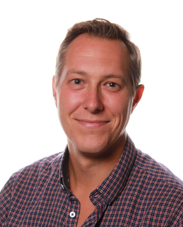Anders Ekman, Service Manager, Gothenburg City