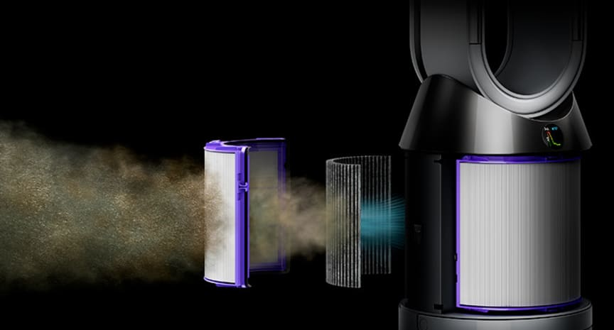 Dyson Pure Humidify+Cool - Tech 2