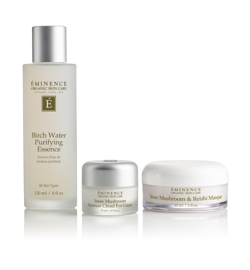 Èminence Organics Pure Forest Collection