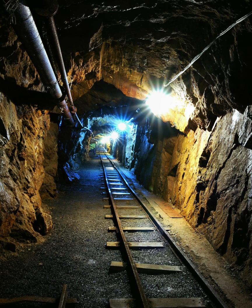"UNESCO Jachymov Mining Landscape ""Einigkeit Fundgrube Stolln Nr.1"""