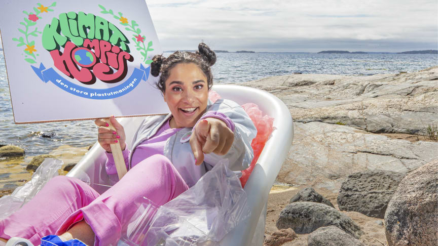Klimatkompis - Den stora plastutmaningen