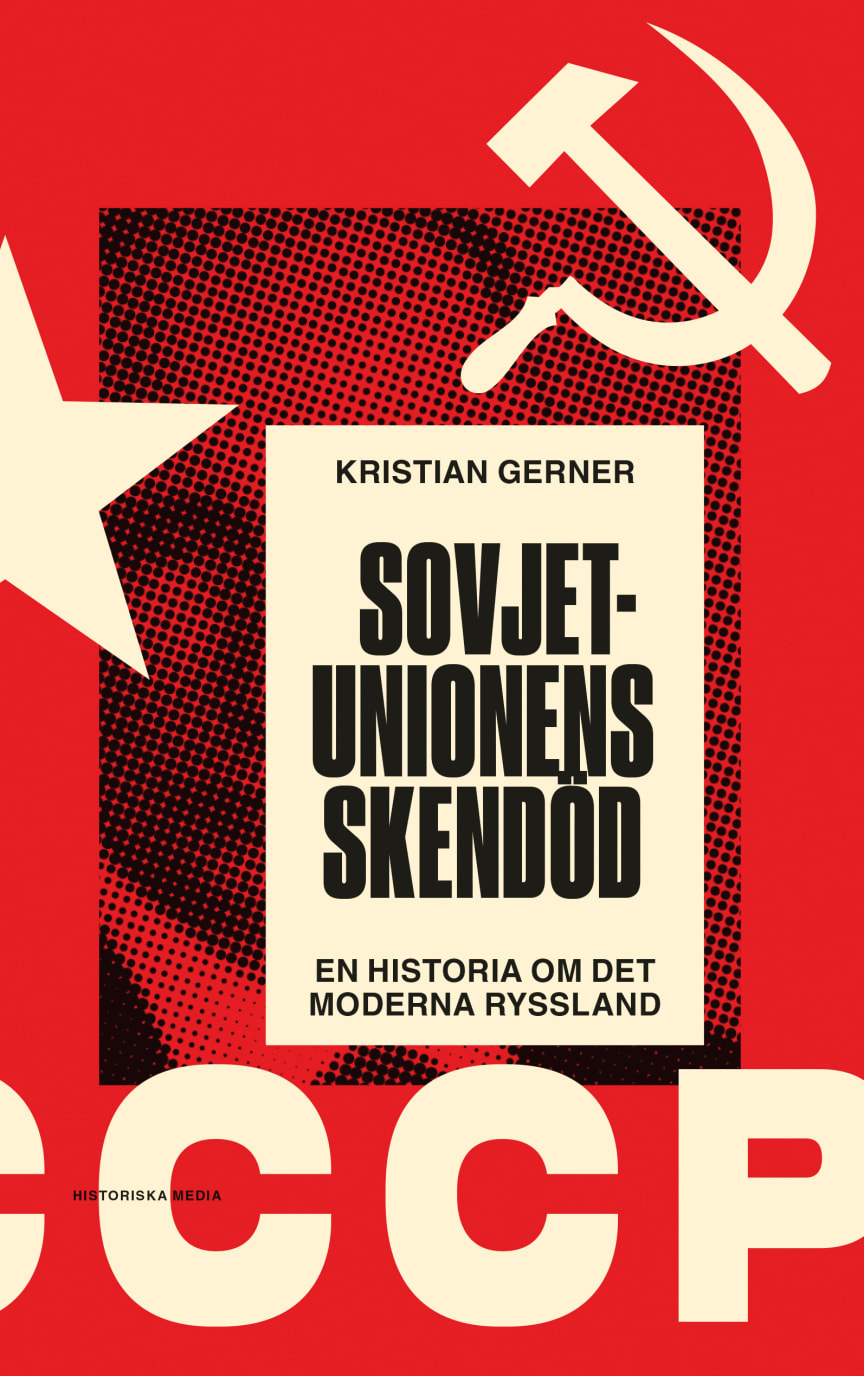 Sovjetunionens skendöd omslag