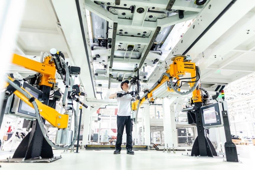 Polestar tillkännager World Manufacturer Identifier och öppnar nytt Production Centre i Kina