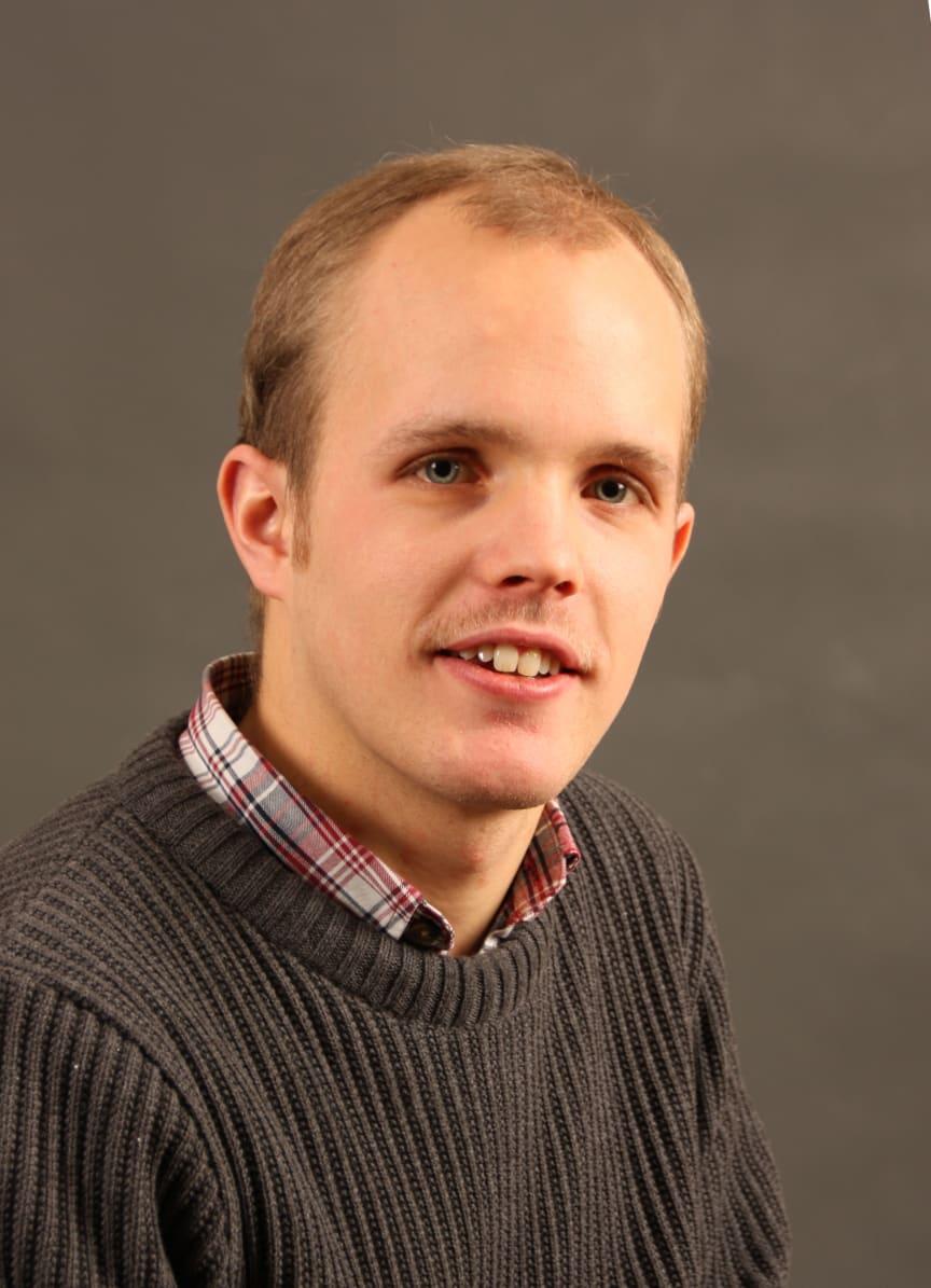 Kjell Olaf Gulbrandsen, teknisk driftsansvarlig ved Aust-Agder kulturhistoriske senter.