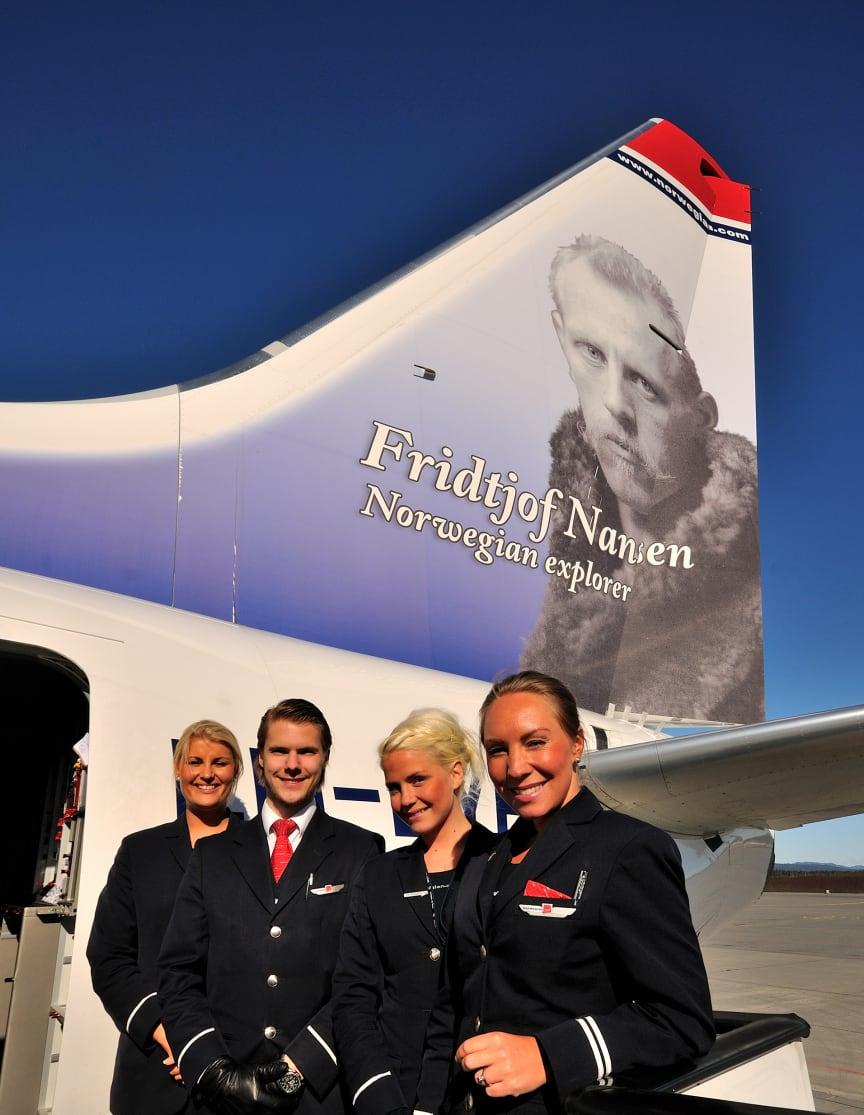 Norwegian crew