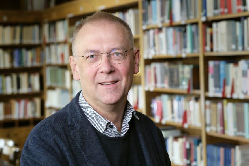 Peter Gillgren ny preses i Kungl. Vitterhetsakademien