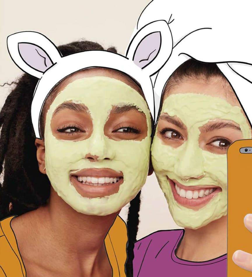 New Tea Tree Peel-off Mask