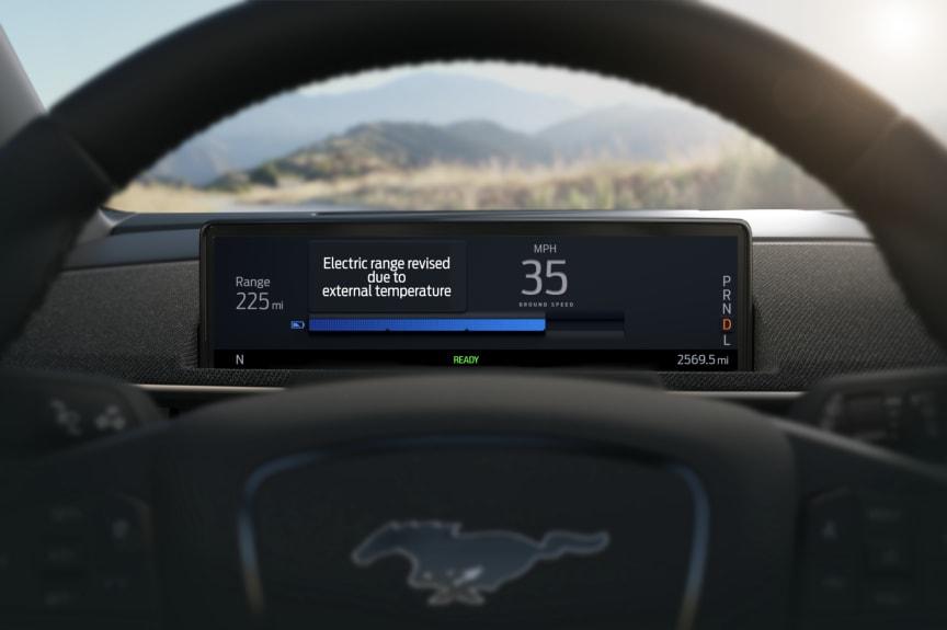 Mustang Mach-E 2020 Intelligent Range