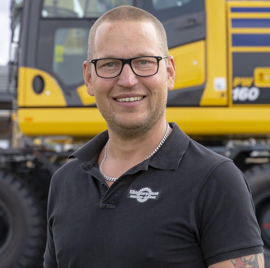 Jesper Granlund.