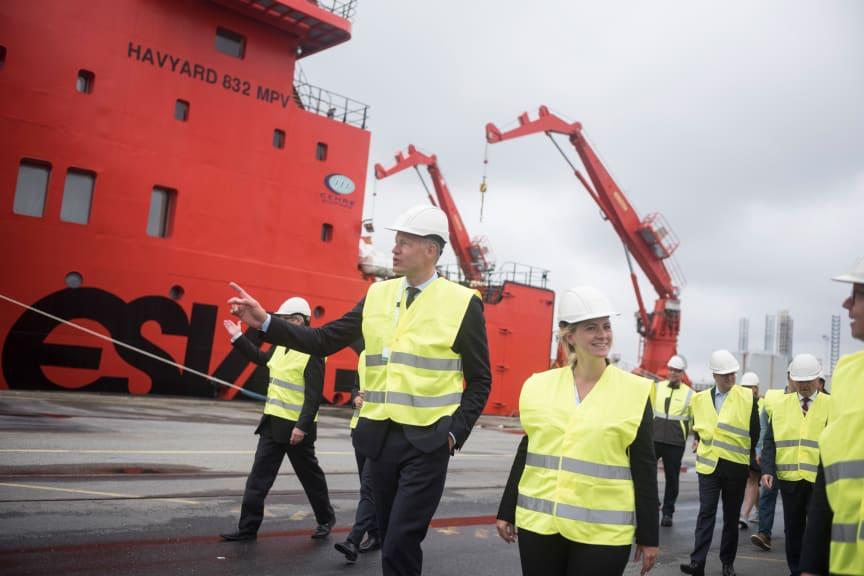 Energiministre North Seas Energy Days_2
