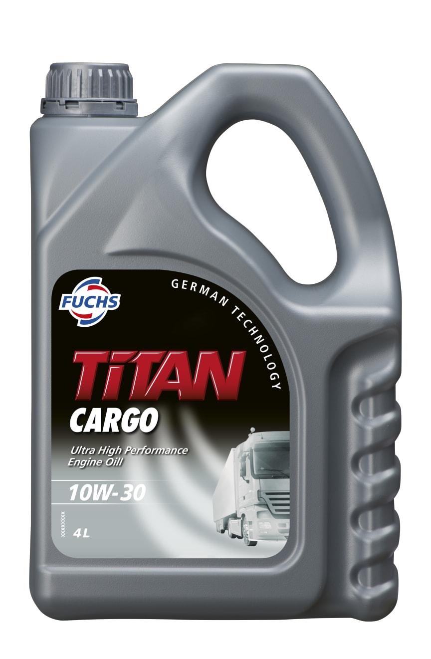 TITAN CARGO SAE 10W-30