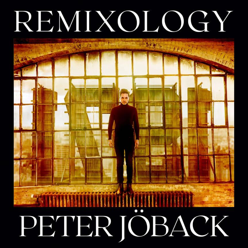 Peter Jöback - Remixology - COVER ART (FINAL)