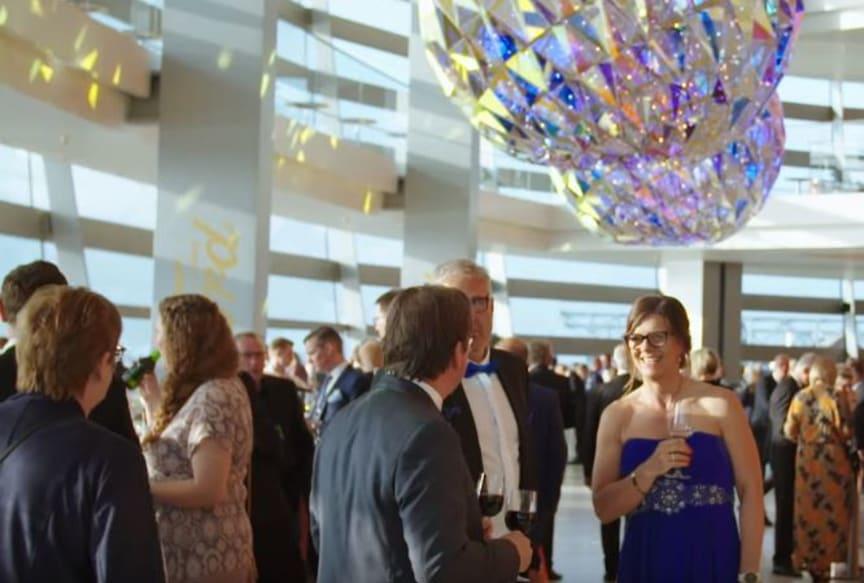 Fords 100 år i Danmark fejret i Operaen