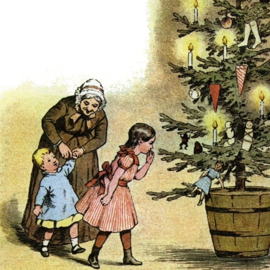 juletræssalg på Færgegården1