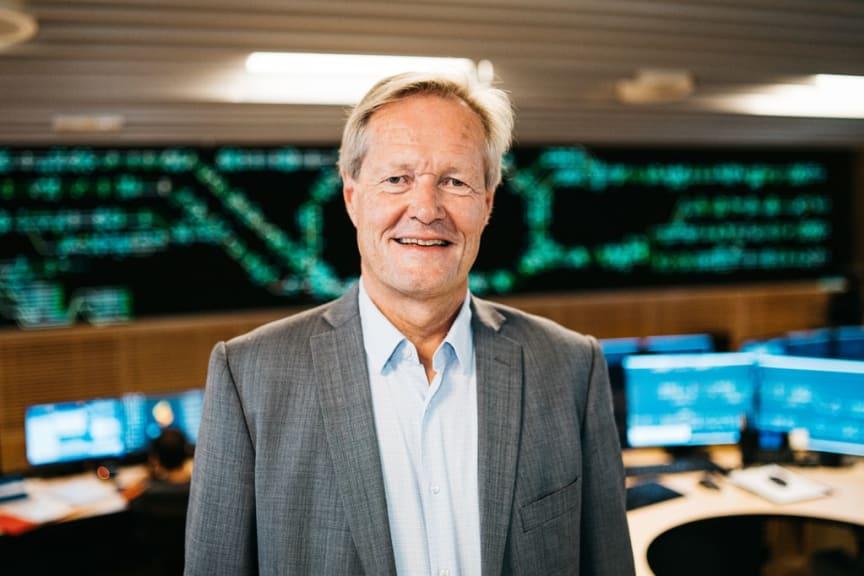 Sporveissjef: Cato Hellesjø