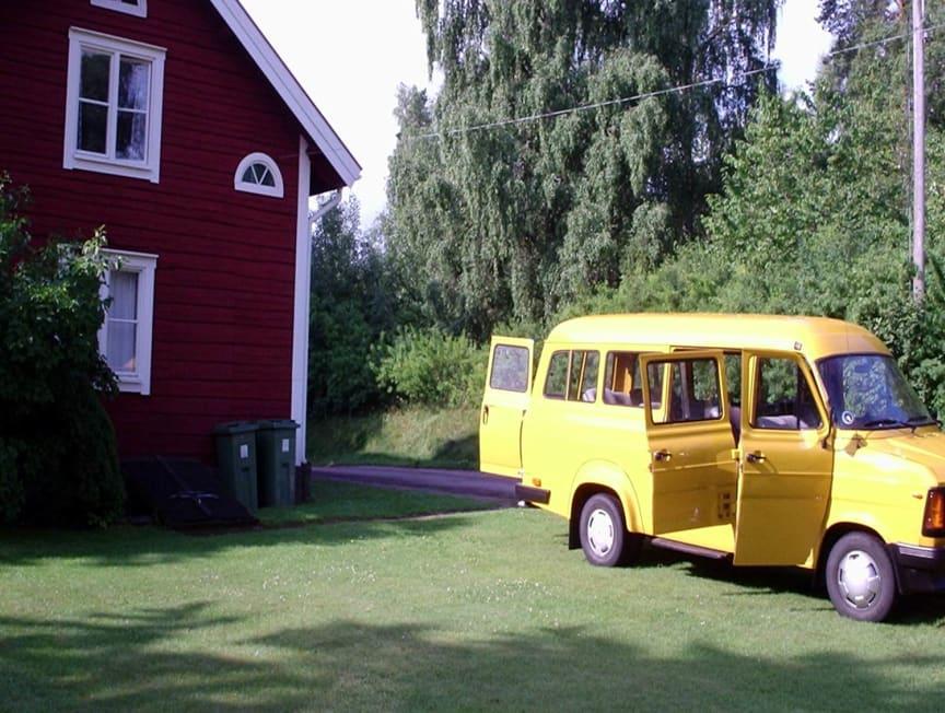 Ford Transit gennem 50 år - 8