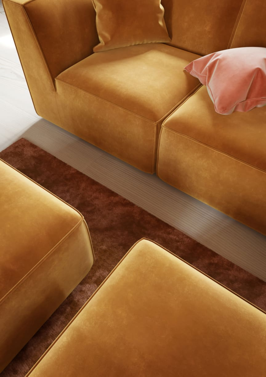 Dane Modular Sofa
