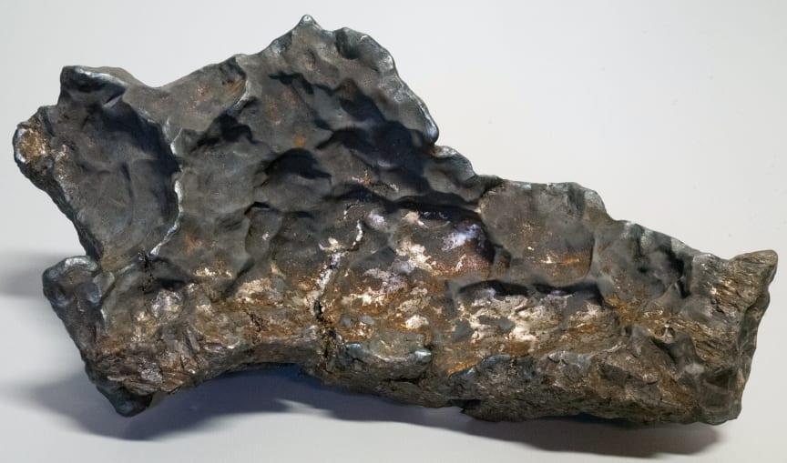 Meteoriten är hittad
