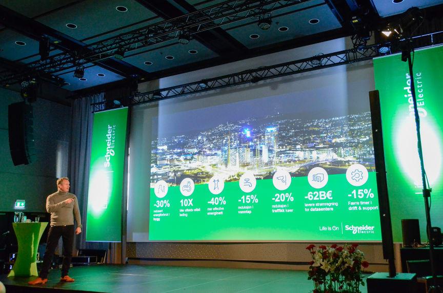Dagfinn Ringås om smarte byer