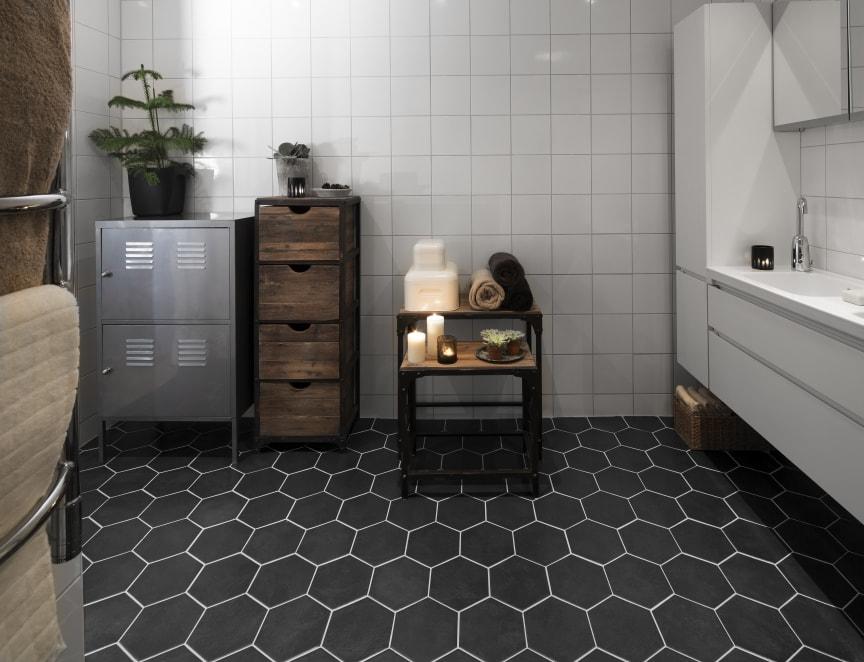 Badrumstrender 2016, Hexagon