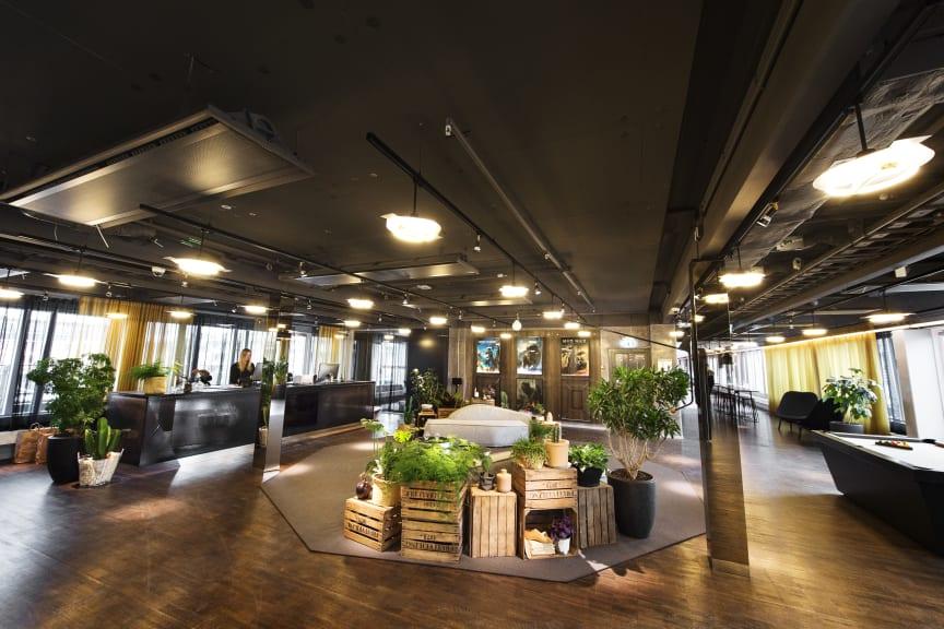 Avalanche Studios Stockholm Office Reception 2