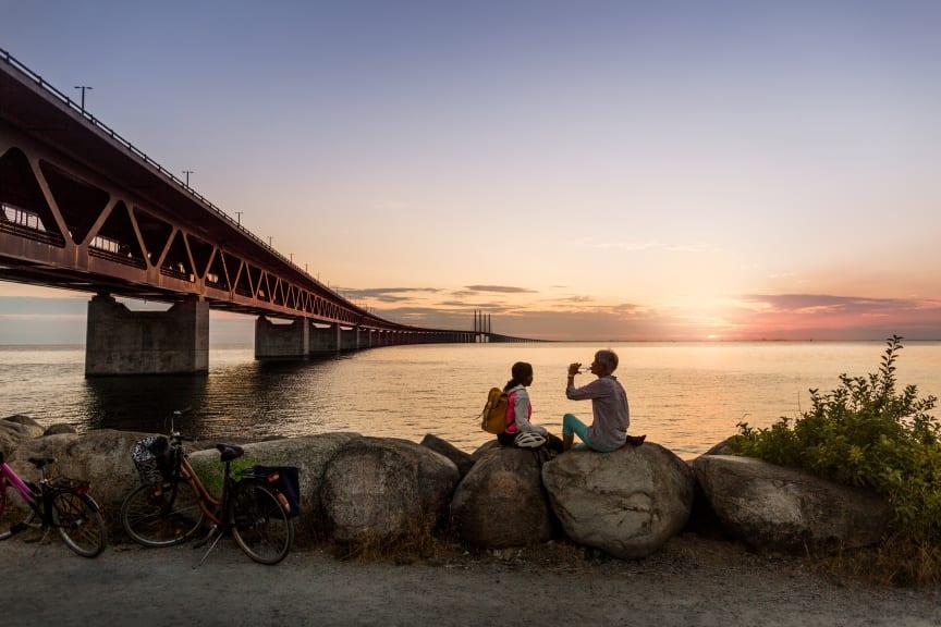 Sydkustleden i Malmö, Skåne