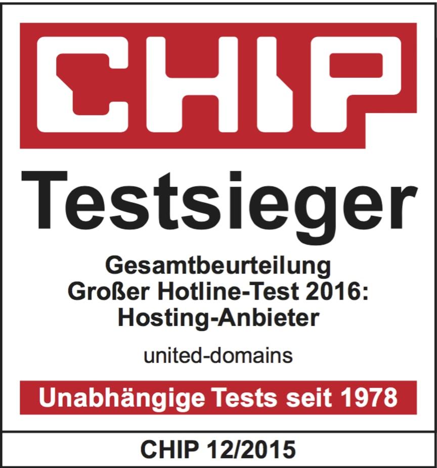 Testsieger united-domains