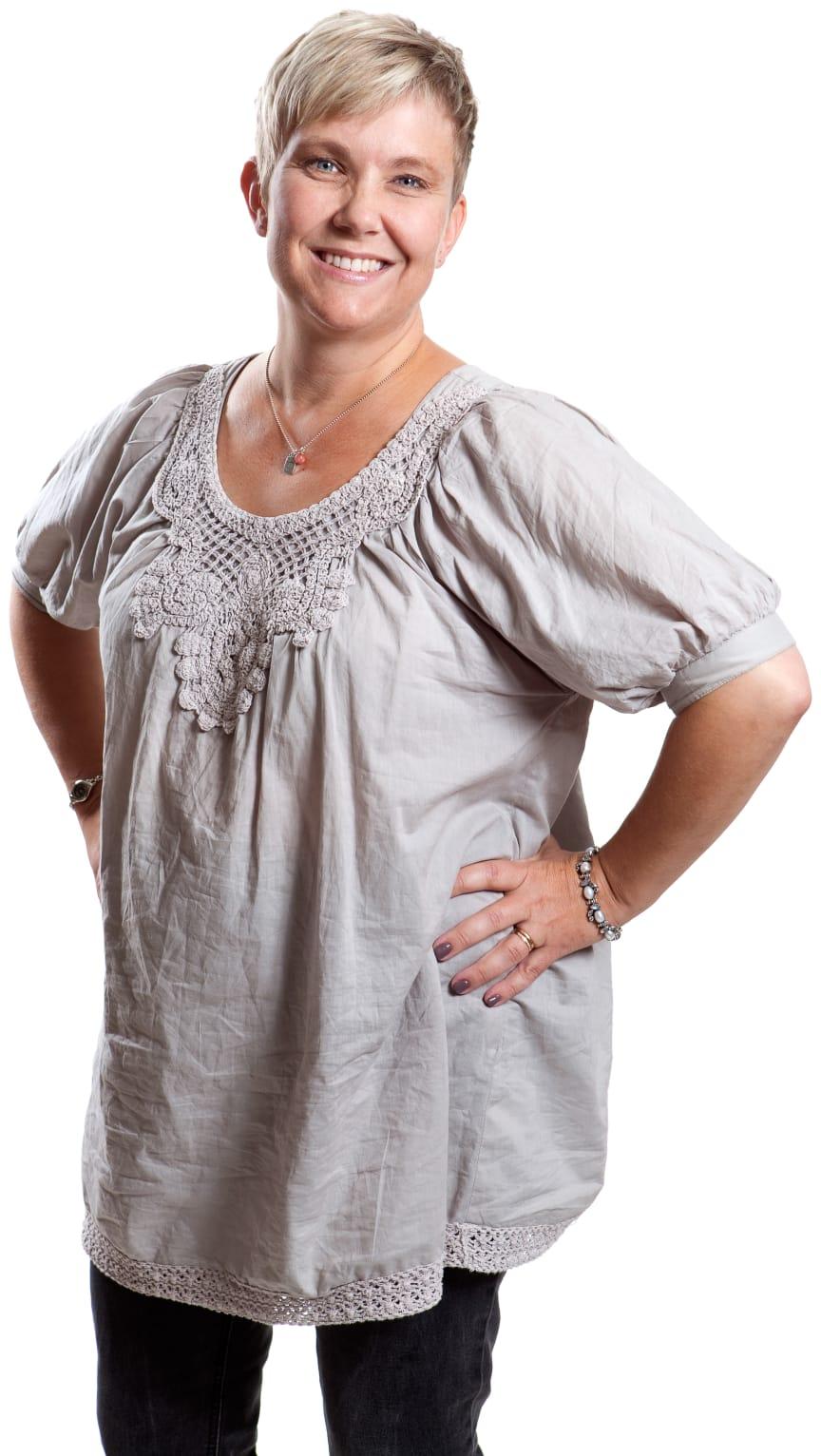 Yvonne Brinck, Fackområdesexpert Anläggning