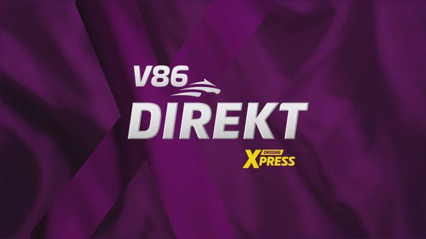V86 Direkt + Onsdag Xpress Logotyp