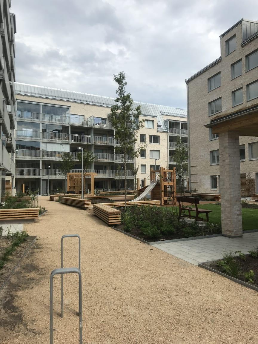 Riksbyggens Brf Munkebäcksäng, Göteborg