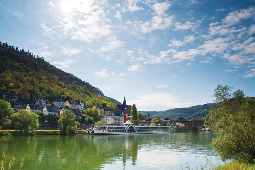 Brabant in Cochem on the River Moselle