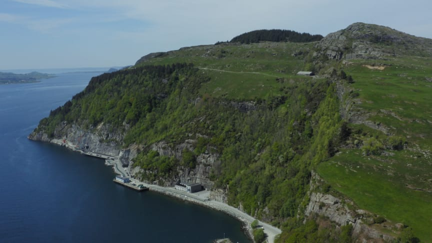 Green Mountain DC1-Stavanger