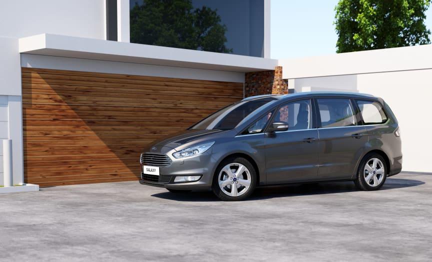 Nye Ford Galaxy