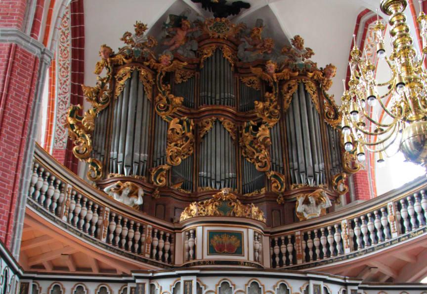 Orgel Katharinenkirche