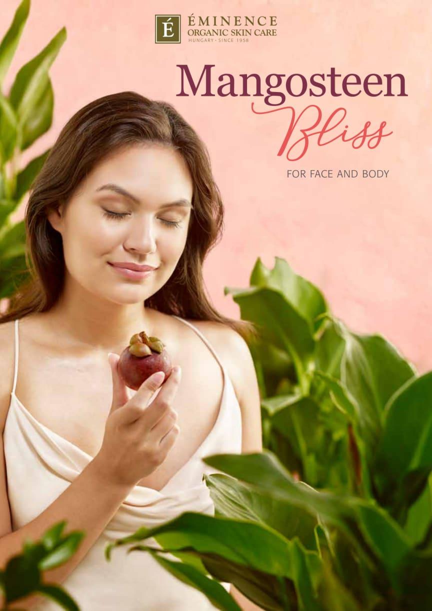 Éminence Mangosteen Bliss Collection