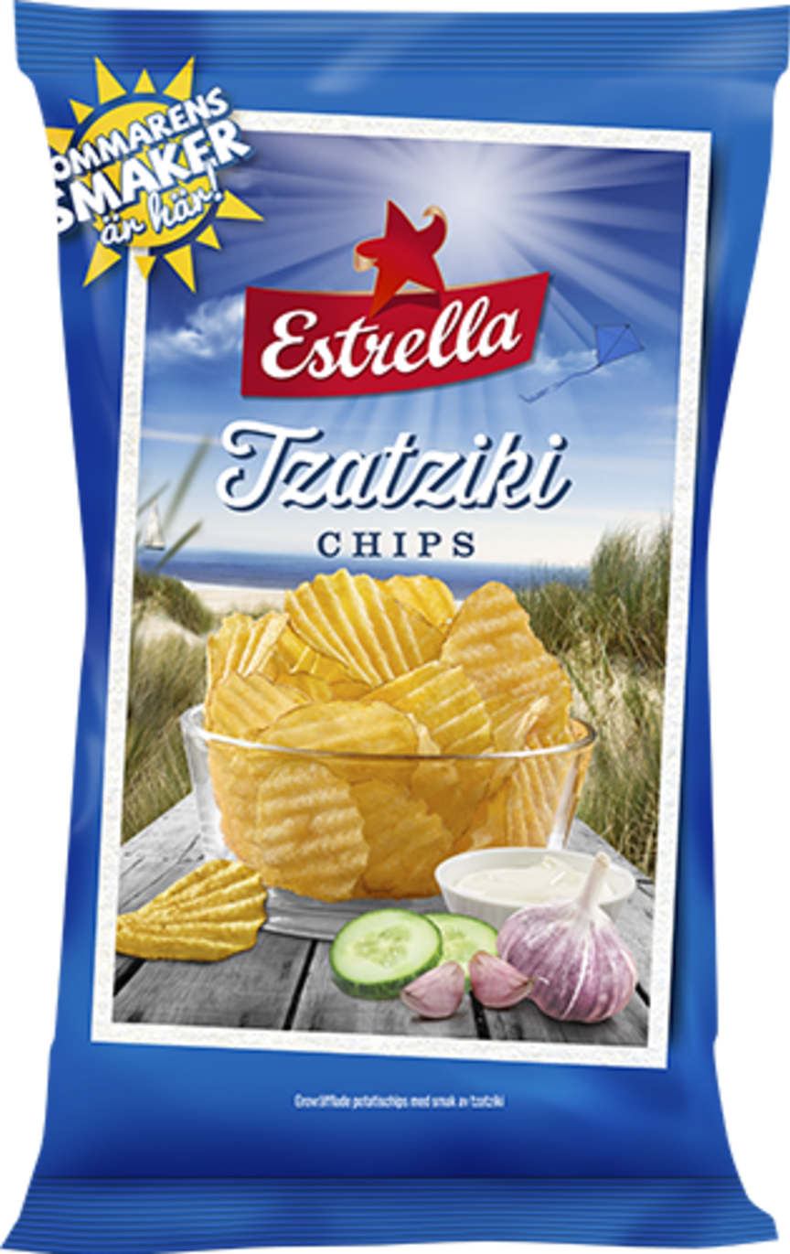 Sommar LTD 2019 Tzatziki från Estrella