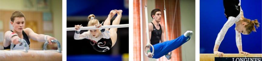 Fyra svenska gymnaster tävlar i EM i Moskva 2013