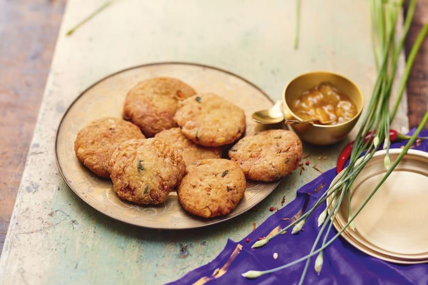 Indiska masala vadai - Limited Edition!