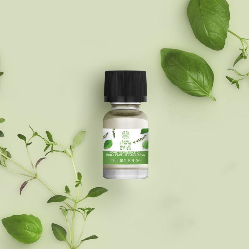 Basil & Thyme Home Fragrance Oil