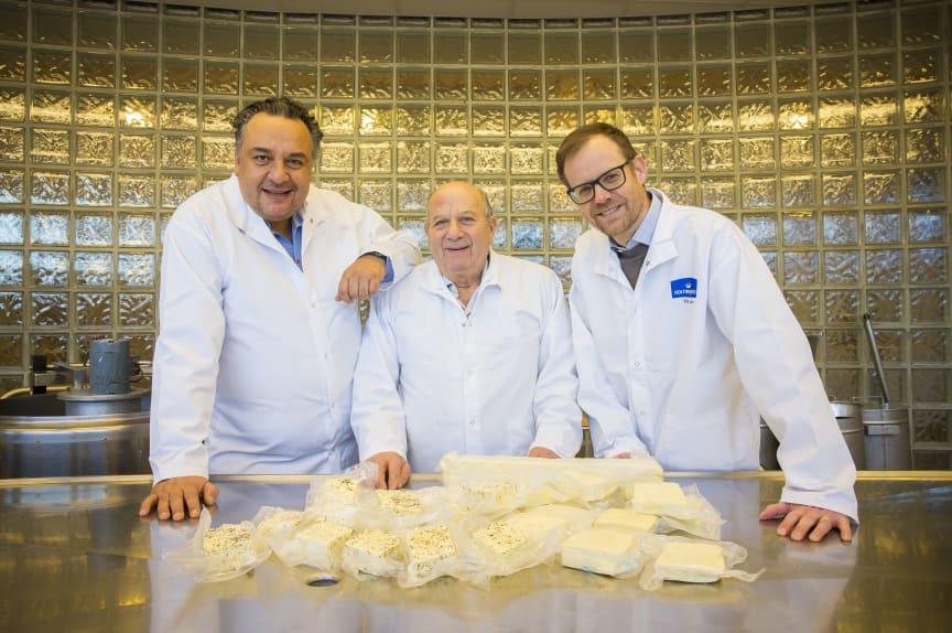 Norrmejerier och Fontana Foods i samarbete