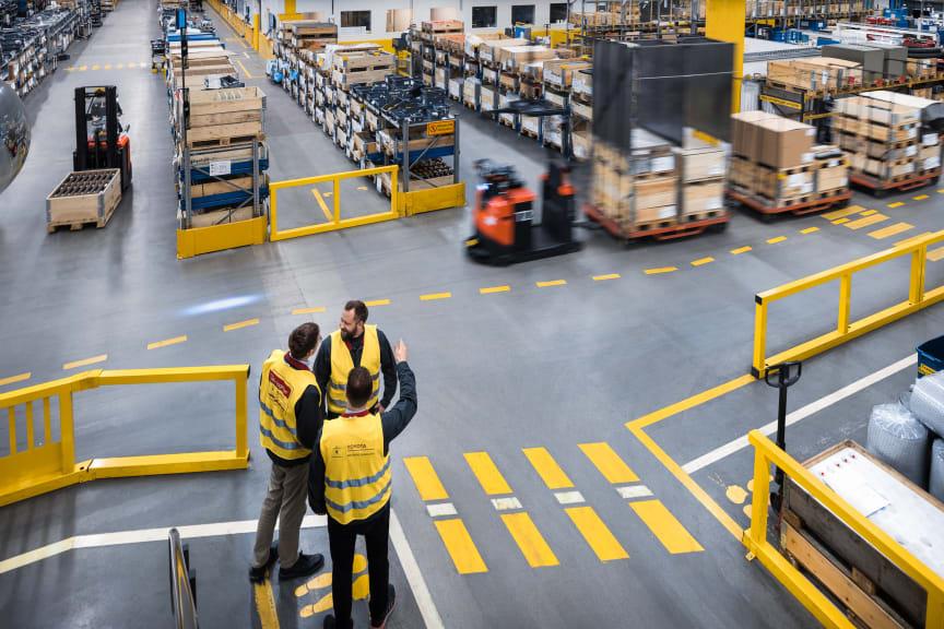 Toyota Material Handling fortsätter sin satsning på rådgivningsverksamhet