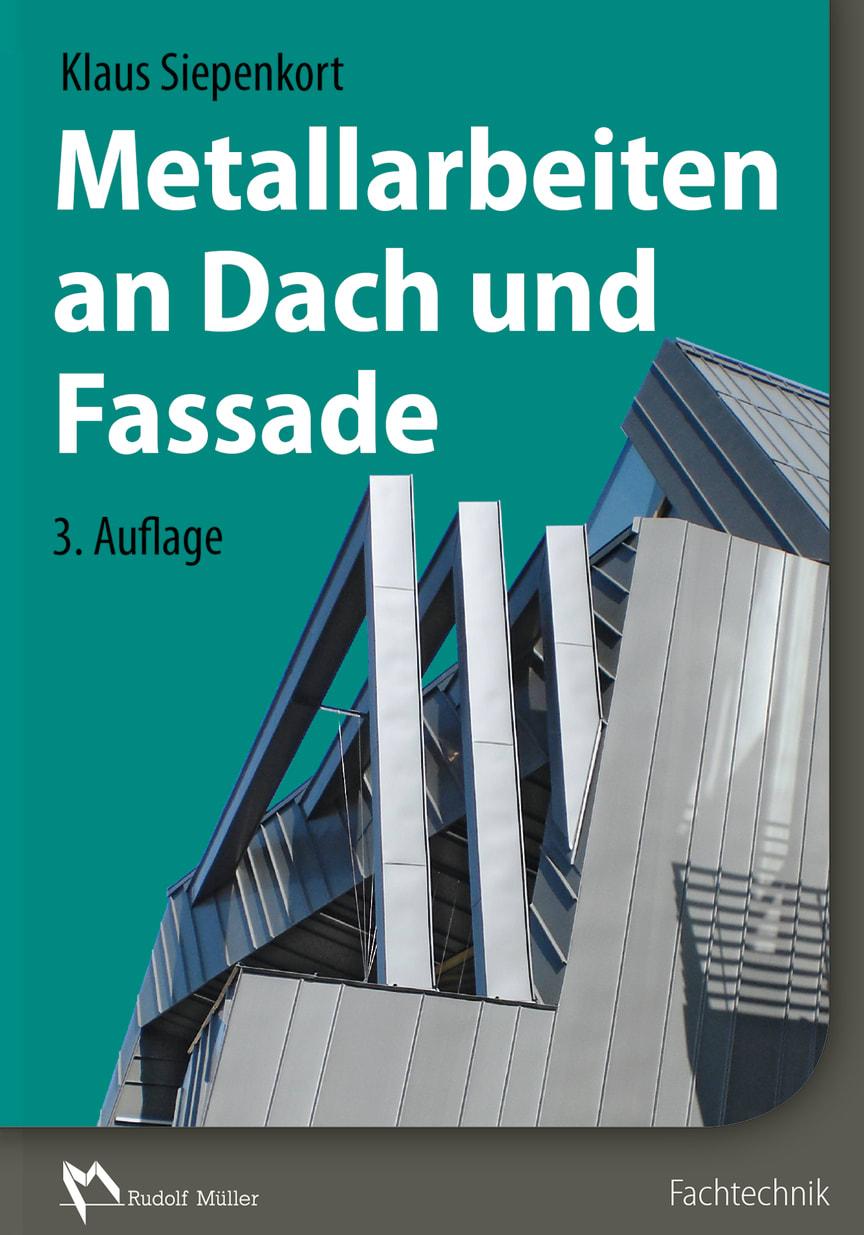 Metallarbeiten an Dach und Fassade (2D/tif)