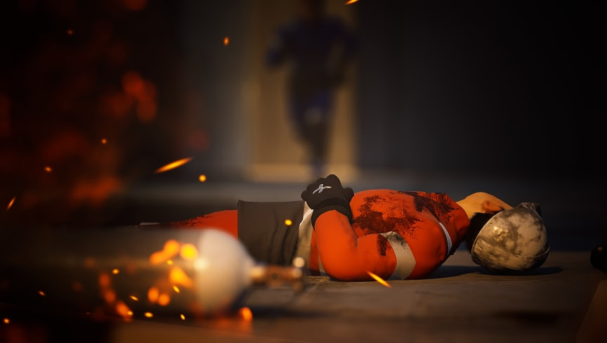 Arbeider-ligger-pa-bakken-etter-ulykke-TRA-01918- Foto_Amanda_van_Til (1)