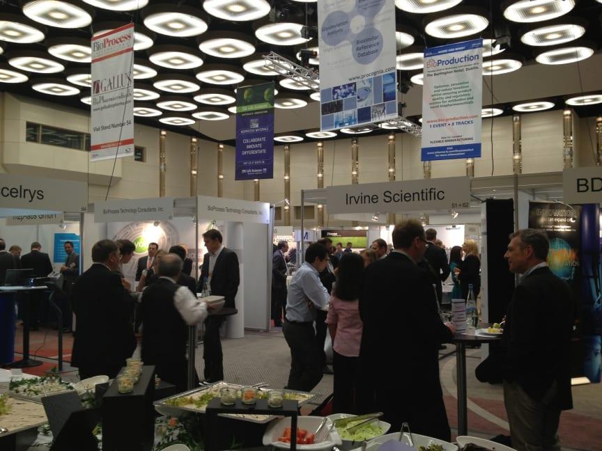 BPI 2013 - the exhibition hall