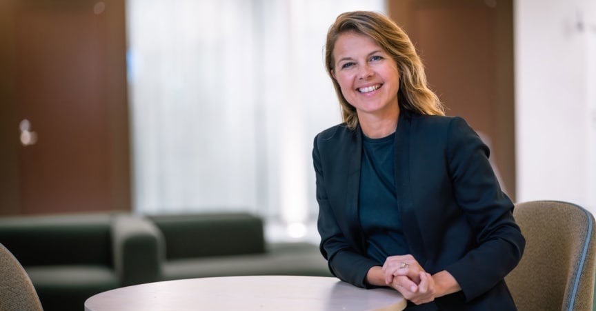 Linda Mannerby, Head of Sustainability, Grant Thornton