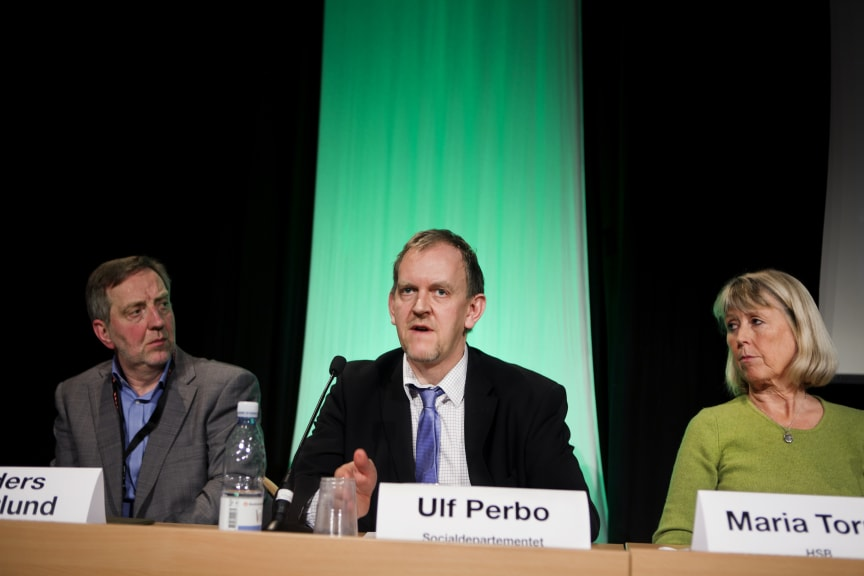 Paneldebatt om upprustning av miljonprogrammet