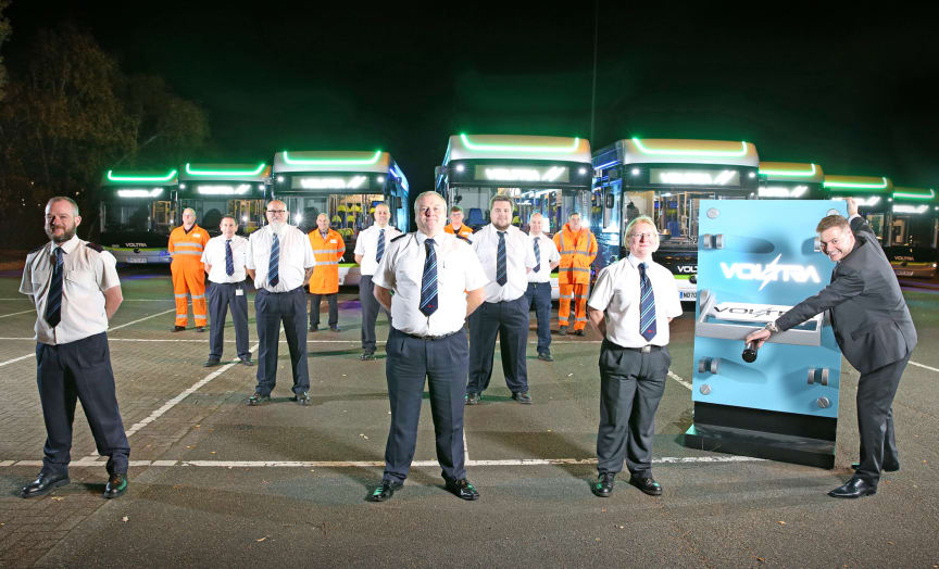 Go North East driving and engineering team members with MD Martijn Gilbert.jpg